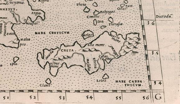 1599 - Tabvla Evropae X. Della Geografia di Tolomeo. Libro Terzo..jpg