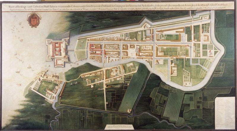 1627 COLLECTIE_TROPENMUSEUM_Reproductie_van_een_plattegrond_van_Batavia_uit_circa_1627.jpg