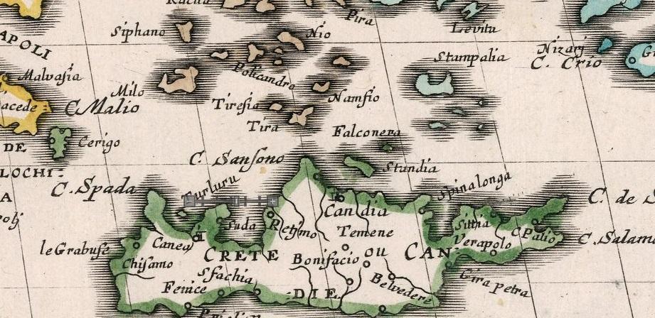 1648 - Partie de Tvrqvie en Evrope. P. N. Sanson le fils Geo. du R. A Paris chez l'autheur ave...jpg