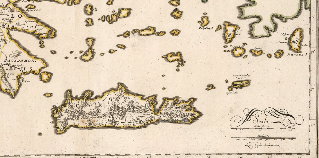 1666 pub'd 1697 - This is a very rare edition of Sanson's maps, published by his son, Guillaum...jpg