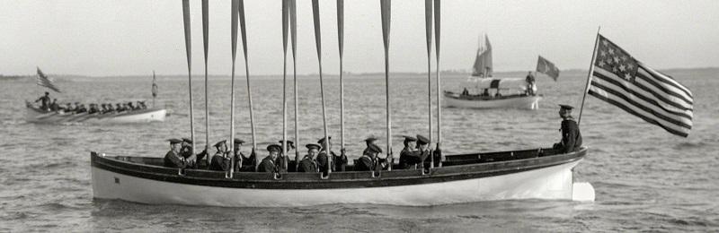 1899 Boat drill - U.S.S. New York..jpg