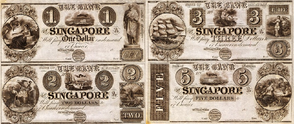 Dollar_notes_from_Singapore,_Michigan_all.jpg