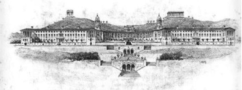 Early sketch of the Union Buildings.jpg