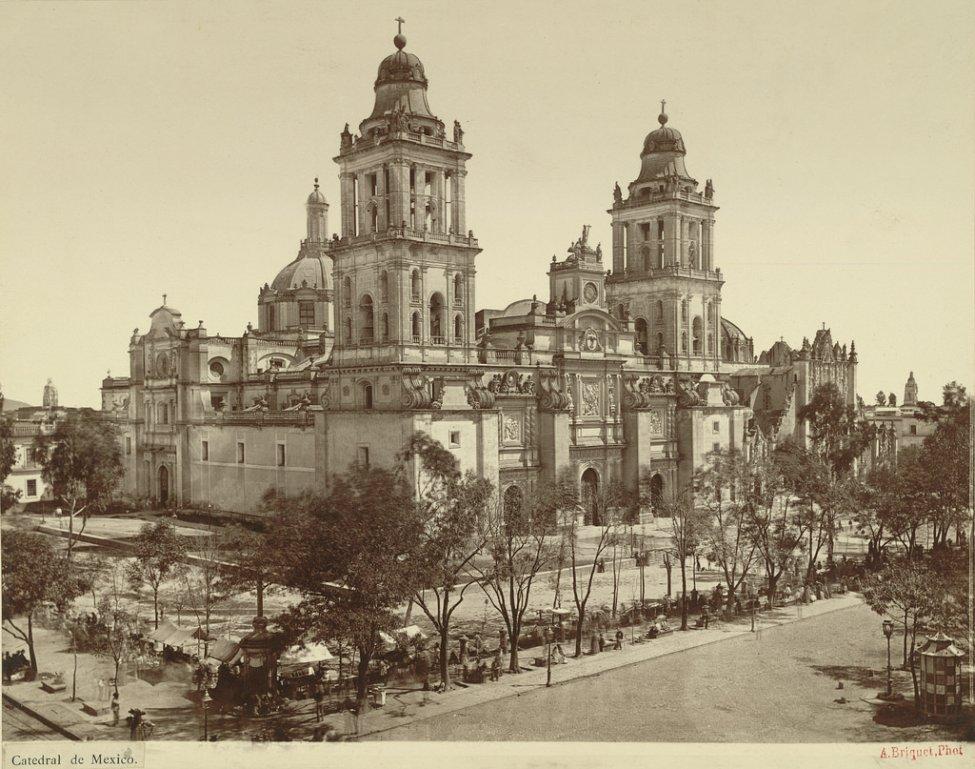 Mexico City Metropolitan Cathedral.jpg