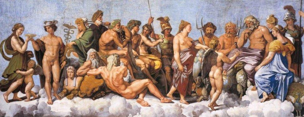 The gods of Olympus by Raphael.jpg