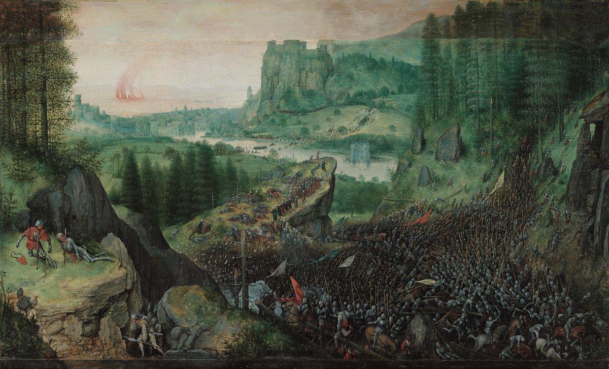 The Suicide of Saul (Pieter Bruegel the Elder).jpg