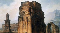 The Arc de Triumph and the Theatre of Orange, 1787.jpg