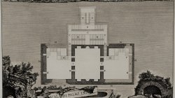 Burial rooms believed to belong to the family of Augustus