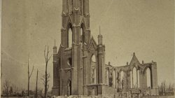Chicago Fire of 1871: Cathedral of Holy Name