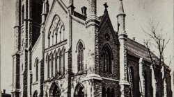 Chicago pre-fire: St. James Church
