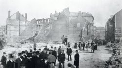 The Great Boston Fire of 1872. The aftermath